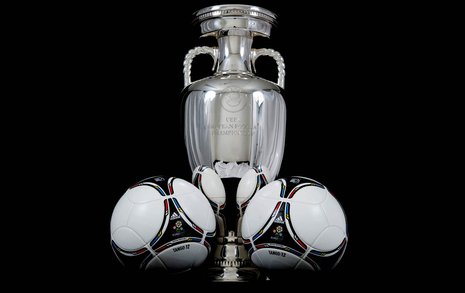 uefa euro cup Trophy