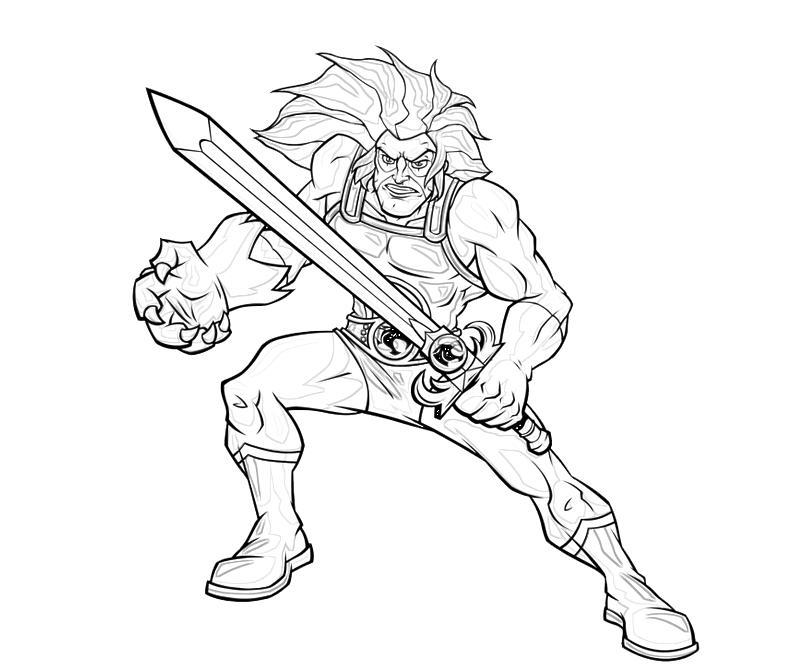 printable-lion-o-warrior_coloring-pages-6