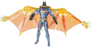 Loose Lightsuit Batman action figure