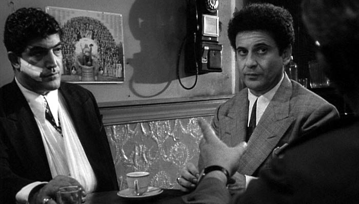 Frank Vincent And Joe Pesci