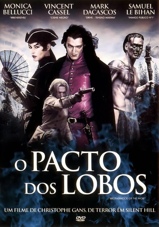 O Pacto dos Lobos – Dublado (2001)