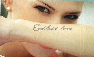 Tatuajes de Frases, parte 1