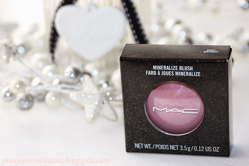 MAC Heirloom Mix Mineralize Blush Sweet Sentiment