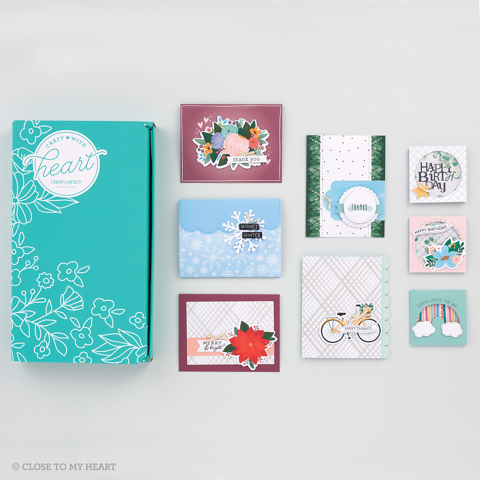 Craft with Heart Subscriptions