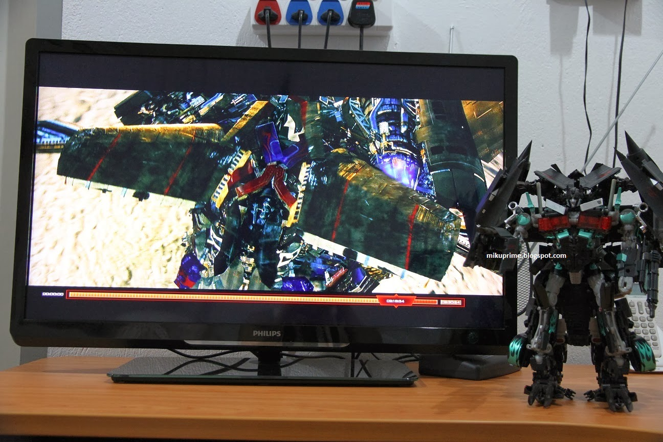 Jetfire Optimus Prime