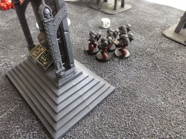 Tac marines claim another VP from Objective 2