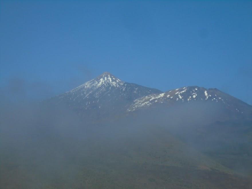 El Teide ja Pico Viejo