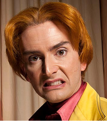 David Tennant in This Is Jinsy
