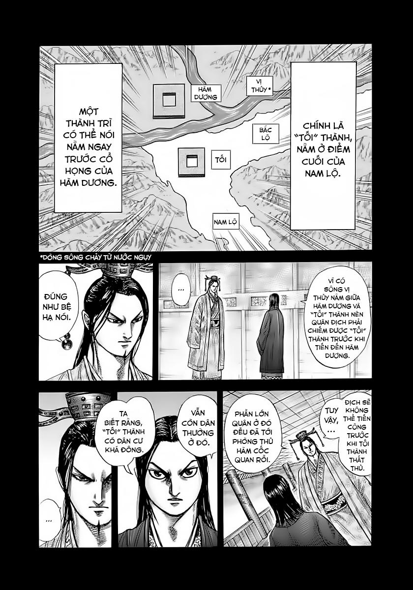 Kingdom – Vương Giả Thiên Hạ (Tổng Hợp) chap 327 page 16 - IZTruyenTranh.com
