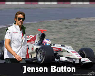 Jenson Button Wallpaper