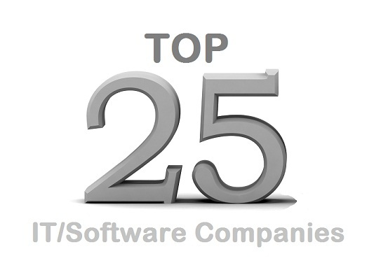 Top 25 IT/Software Companies in World