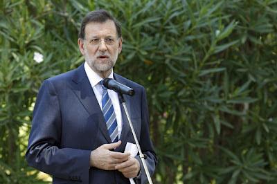 Rajoy mantiene los 400 euros