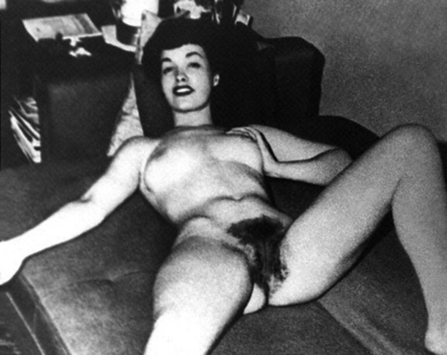 nude photos of bettie page № 76853