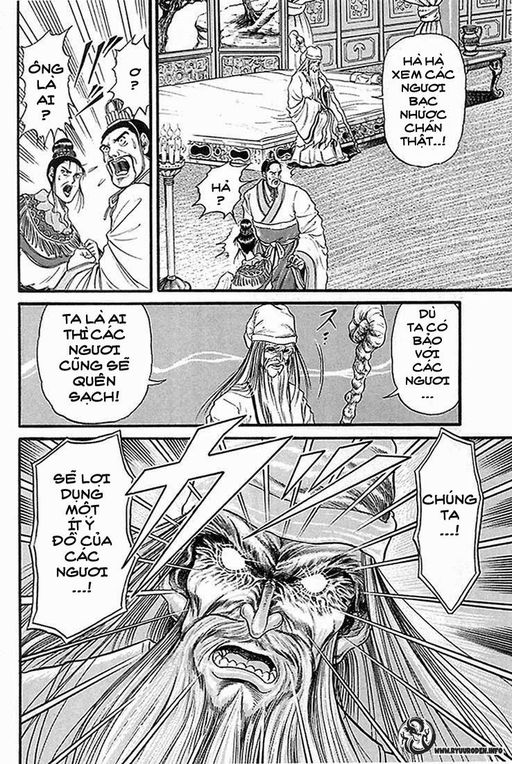 Chú Bé Rồng - Ryuuroden chap 5 - Trang 38