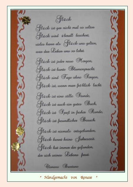 handgemacht-von-renate: Noch einmal das wunderbare Gedicht
