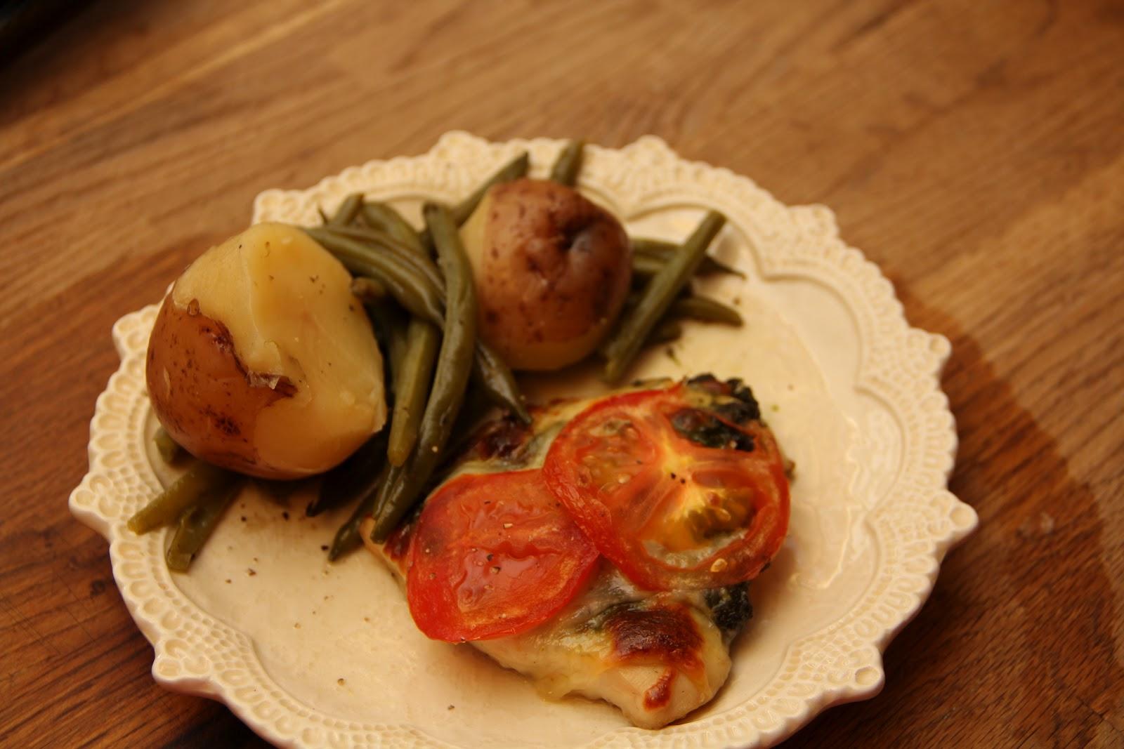 Jennifer Wood Fitness : Saturday Night Dinner - Skinny ...