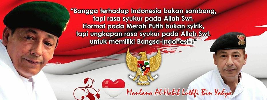 Habib luthfi indonesia