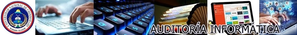 Auditoría Informática Unach