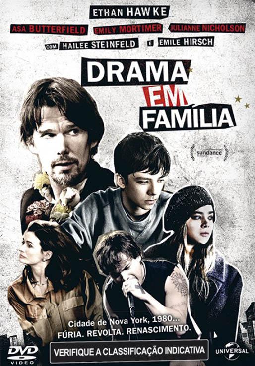 Drama em Família Torrent - Blu-ray Rip 720p e 1080p Dual Áudio (2016)