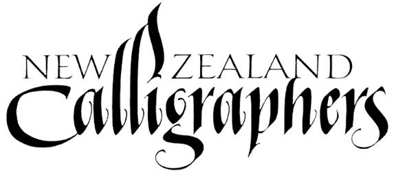 New Zealand Calligraphers