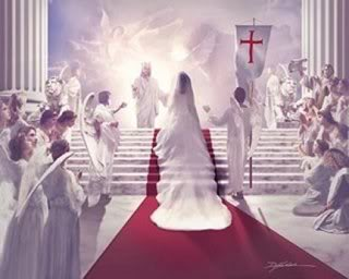 Blessings & Prayers: The Royal Wedding Bride and Bridegroom