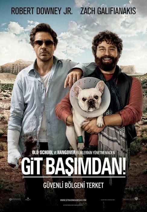 Git Başımdan - Due Date 2010 Bluray 1080p Film İndir