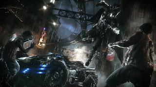 Διαθέσιμο στο Steam το Batman: Arkham Knight
