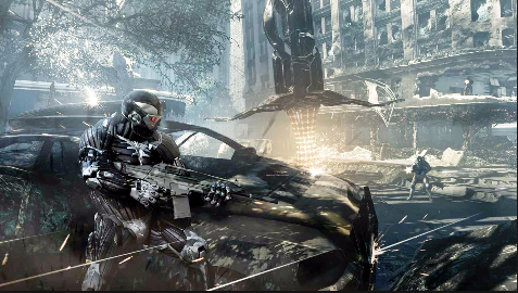 Crysis Free Download For PC Full Version