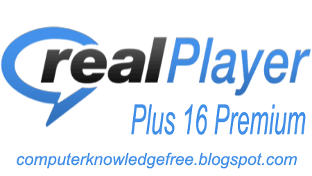 Download RealPlayer 16 Plus (Gold) for Windows (Vista 7 8)