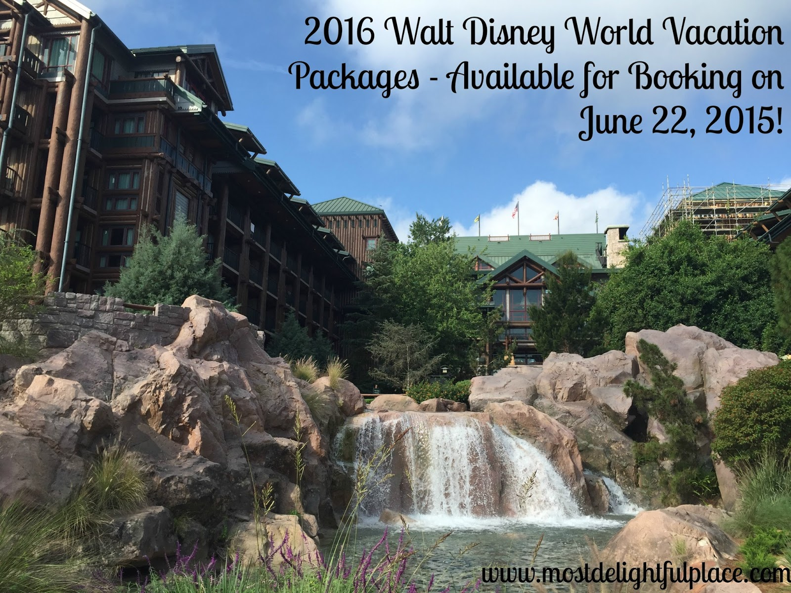 My Most Delightful Thoughts Walt Disney World Vacation - Disney vacation packages 2016