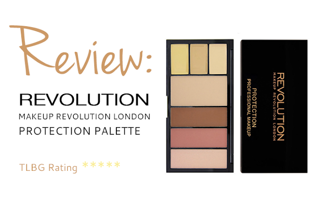 Review: Makeup Revolution Protection Palette