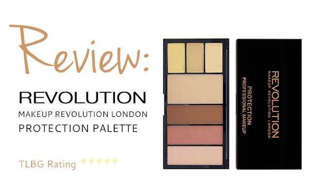 Review: Makeup Revolution Protection Palette