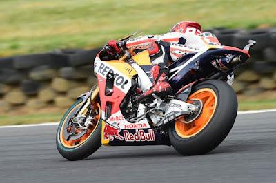 Marquez Tercepat di FP2 GP Australia, Vinales Amankan Posisi 3