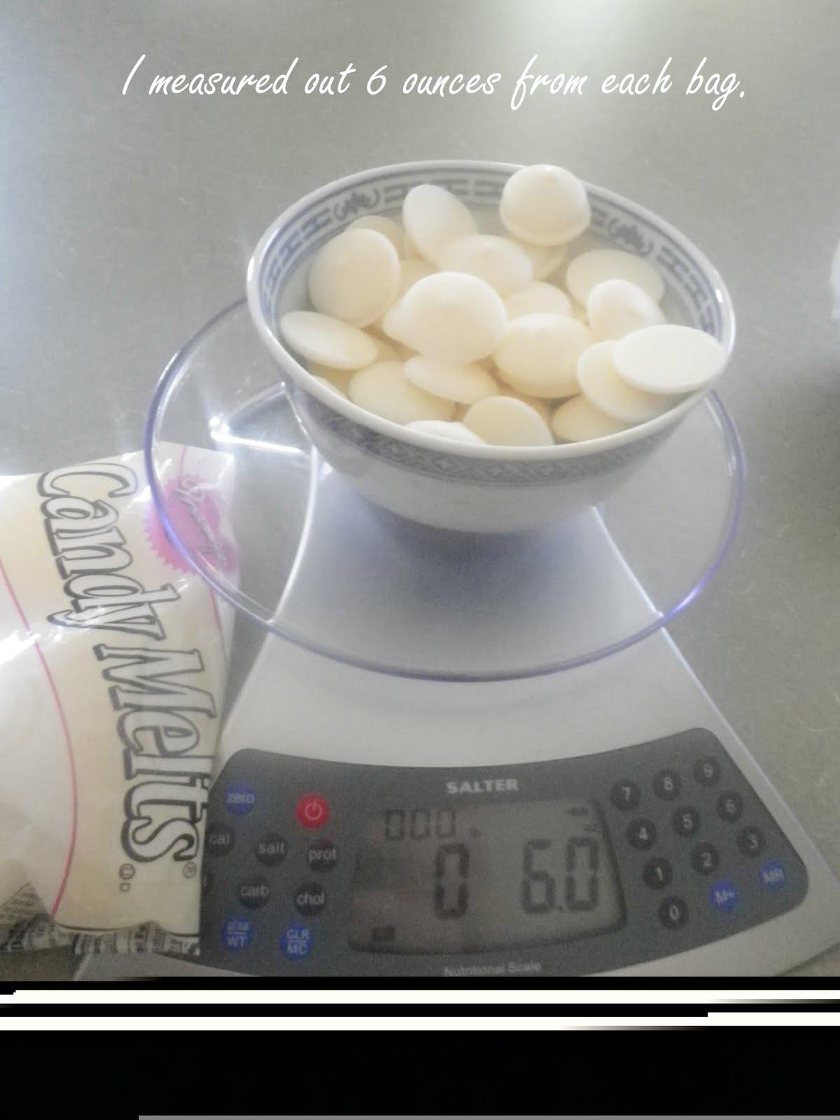 Merckens Chocolate Vs. Wilton Candy Melts Vs. Make N' Mold Melting ...