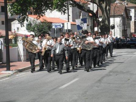 Marchas em Unhais da Serra