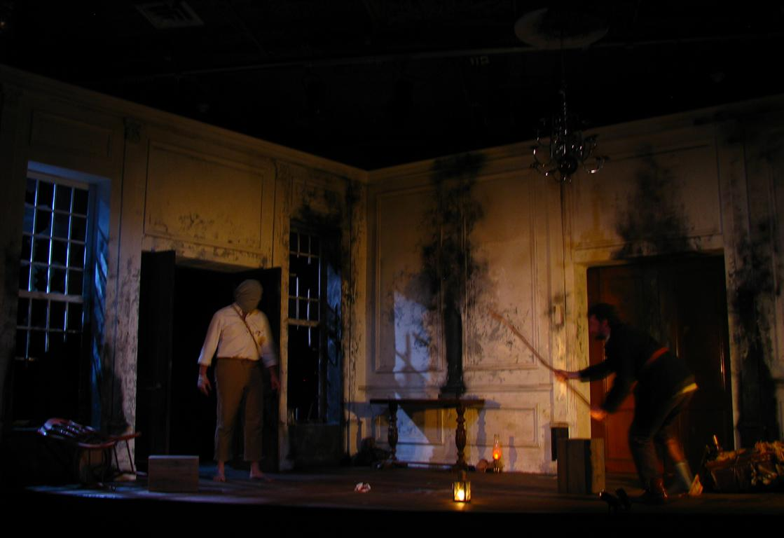 Curtain call productions