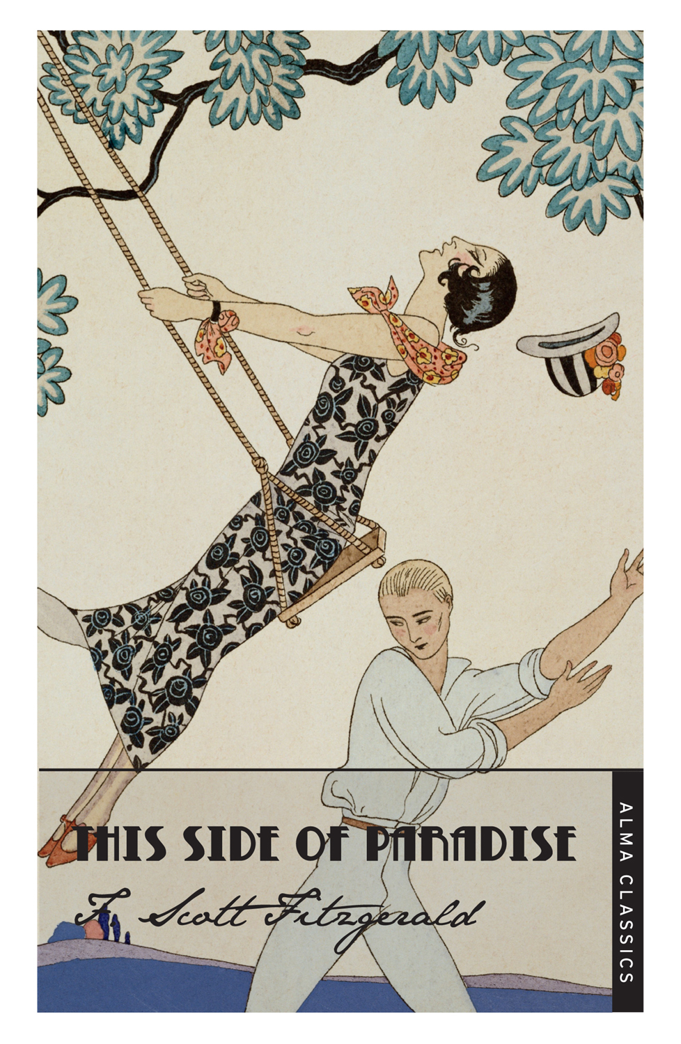 a literary analysis of the side of paradise by f scott fitzgerald Biographycom presents f scott fitzgerald, author of 'the great gatsby,' who   more than modest commercial or critical success during his lifetime  at the age  of 24, the success of his first novel, this side of paradise, made.