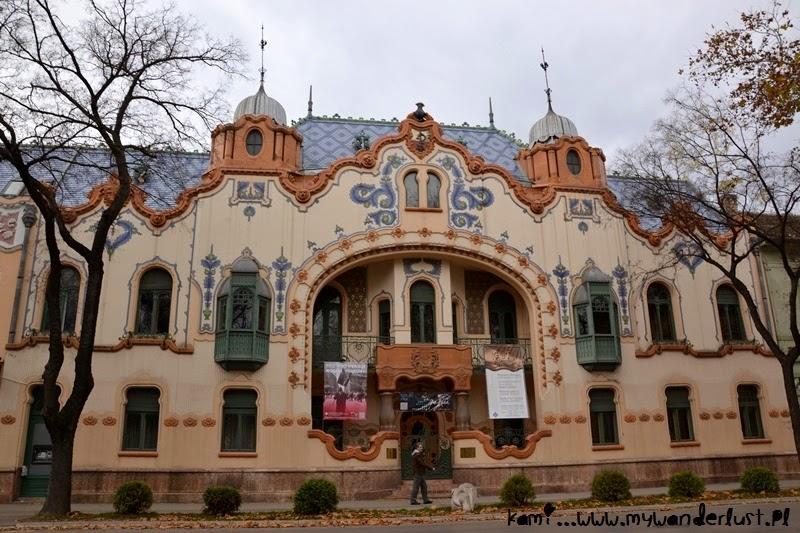 Subotica art nouveau