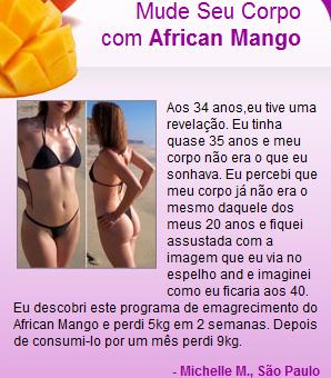 Testemunho Manga Africana