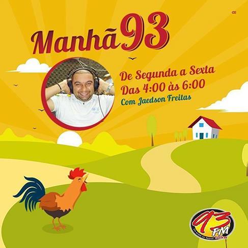 MANHÃ 93
