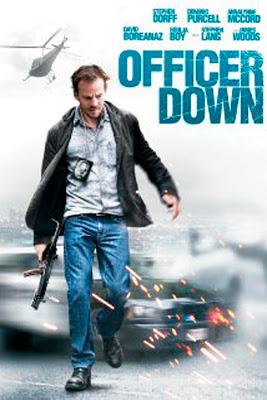Oficial Caído [2013] [Dvdrip] [Audio Latino]