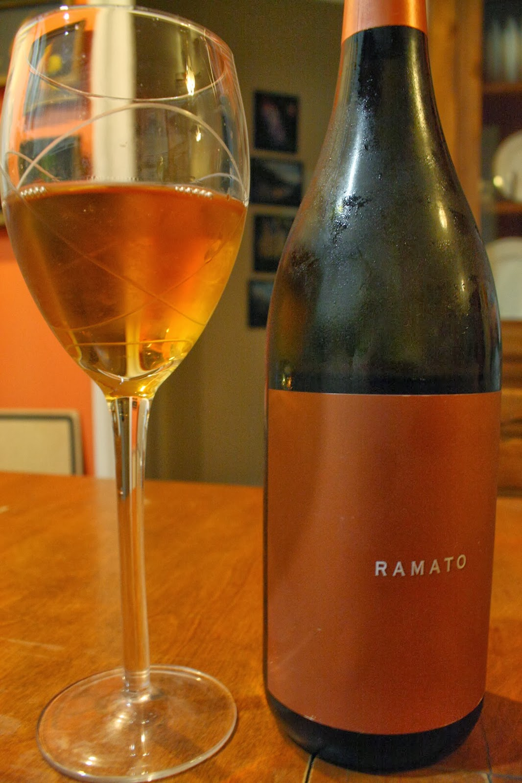 Channing Daughters, Romato, Orange Wine