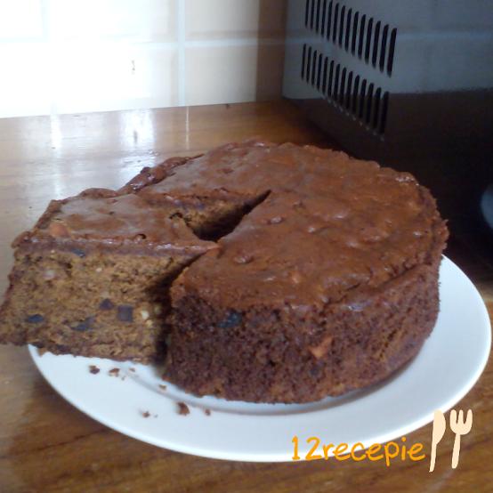 Plum Cake or Fruit Cake