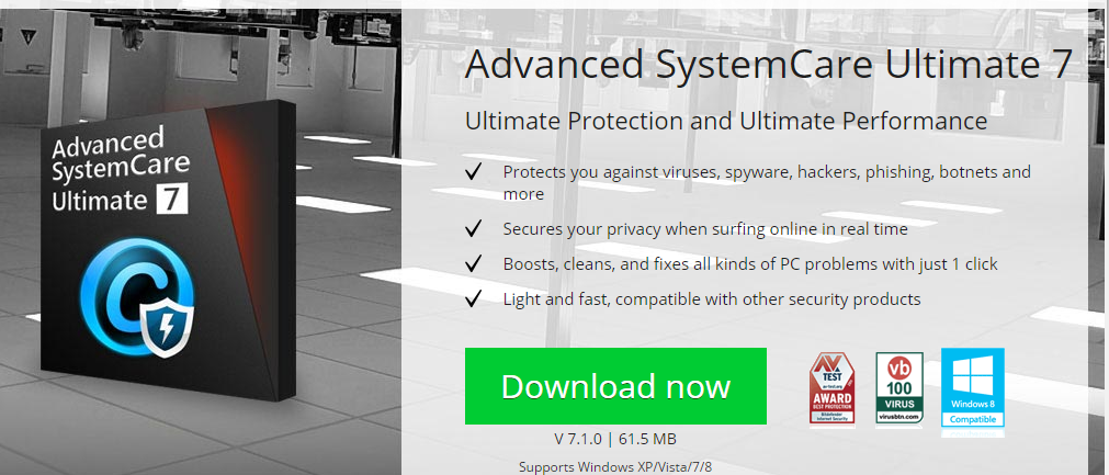 Advanced Systemcare 7 Serial