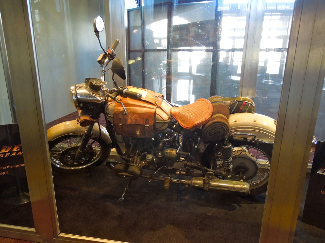 Hollywood Movie Costumes and Props: Motorcycle from Ghost Rider ...
