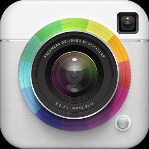 FxCamera - a free camera apk