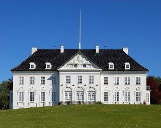 Замок Марселисборг (Marselisborg)