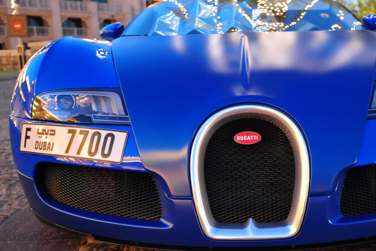 The Bugatti Veyron In Dubai   The Worldu0027s Most Expensive Car