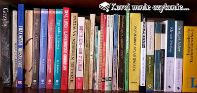 Moje półki - część pierwsza Korci mnie czytanie
