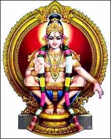 Lord Ayyappa's 108 Saranam